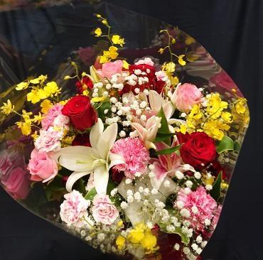 退職祝 花束のご注…
